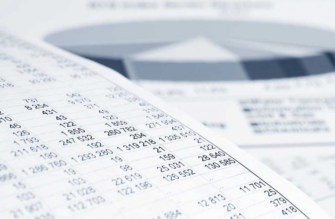 ekonomi och siffror